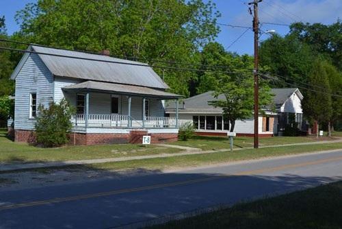 Một căn nhà ở thị trấn Toomsboro. Ảnh: TOOMSBOROFORSALE