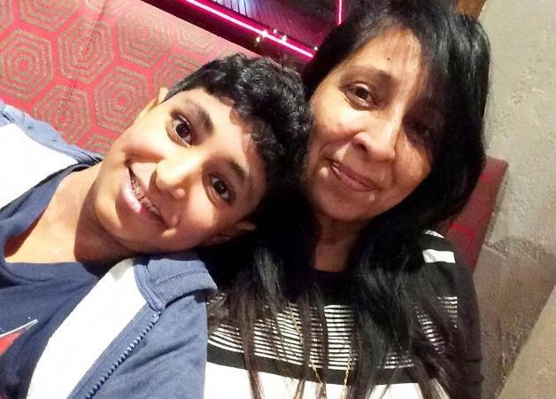 Trước Karan, gia đình cũng đã mất một người con khác