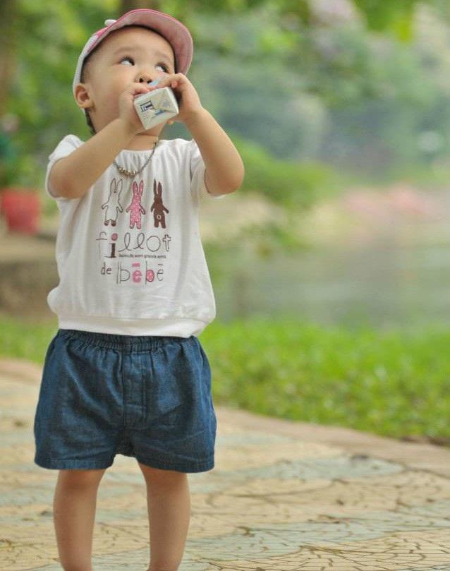 Theo Sở GD&Đ Hà Nội, đây là đề án nhân văn với mục tiêu duy nhất là bổ sung dưỡng chất cần thiết trong giai đoạn phát triển thể lực cho trẻ em của thành phố (Ảnh: minh họa).