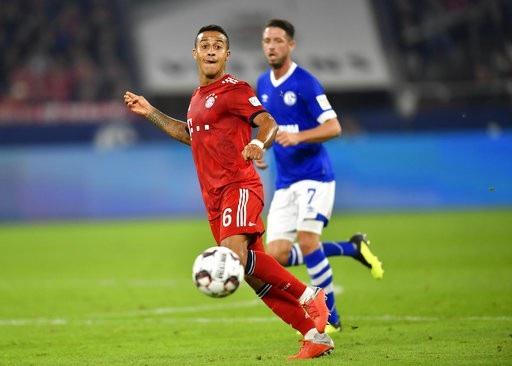 Bayern Munich toàn thắng sau 4 trận ở Bundesliga