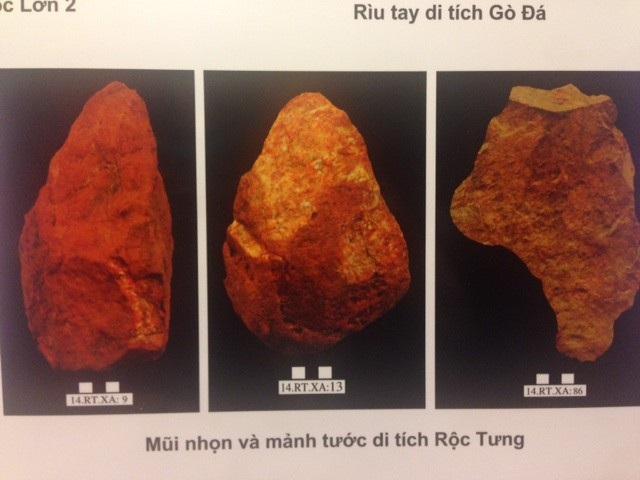 Nhiều phát hiện khảo cổ học lớn tại Việt Nam được công bố - 6
