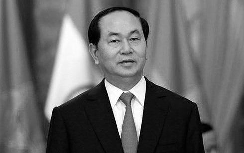 Thái Lan treo cờ rủ tưởng niệm Chủ tịch nước Trần Đại Quang trong 3 ngày - 1