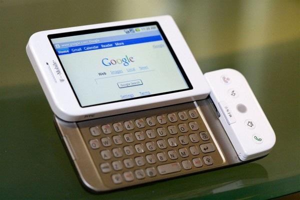HTC Dream, chiếc smartphone đầu tiên hoạt động trên nền tảng Android, đã ra đời cách đây tròn 10 năm