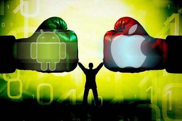 """Cuộc tranh cãi xem Android và iOS, nền tảng di động nào tốt hơn, vẫn chưa bao giờ hết """"nóng"""" trong người dùng"""