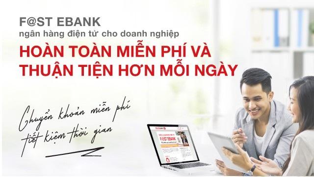 Vì sao Internet Banking trở thành giải pháp hiệu quả cho doanh nghiệp? - 1