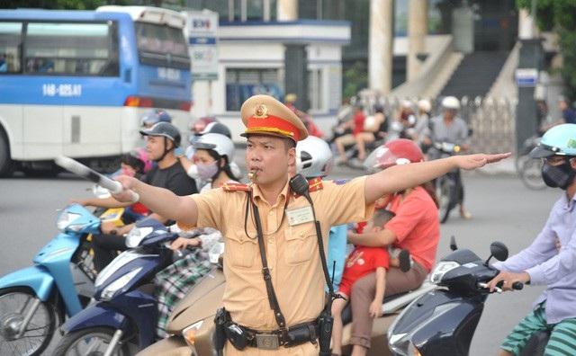 Hà Nội phân luồng giao thông phục vụ Lễ Quốc tang Chủ tịch nước - 1