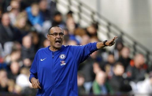 HLV Sarri cho rằng Chelsea cần phải cải thiện rất nhiều