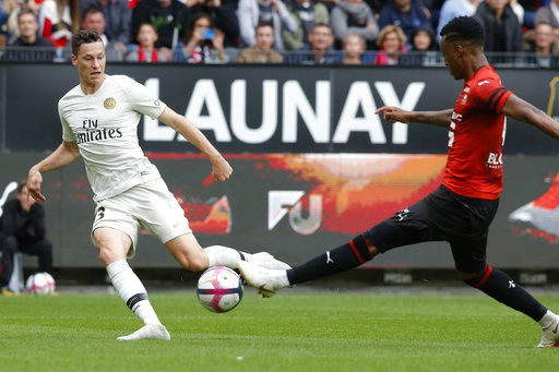 PSG toàn thắng cả 6 trận đấu ở Ligue 1