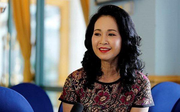 NSND Lan Hương sẽ gặp lại khán giả bằng vai mới tinh trong Sống chung với em chồng.