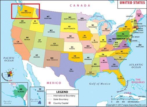 Du học Mỹ: Những điều chỉ có tại bang Washington - 1