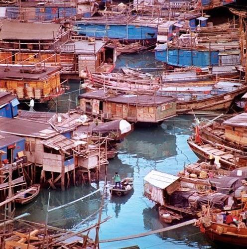 Ảnh đẹp về cuộc sống thường ngày ở Hong Kong những năm 1970 - 11