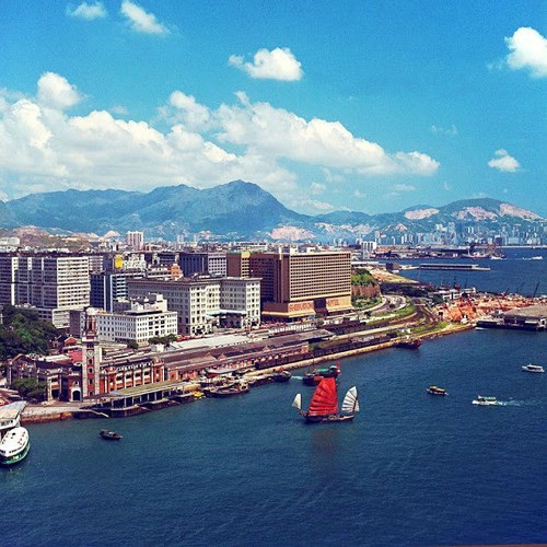Ảnh đẹp về cuộc sống thường ngày ở Hong Kong những năm 1970 - 15