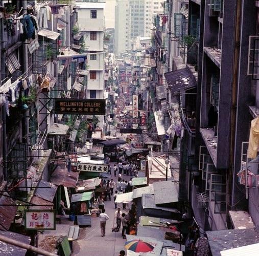 Ảnh đẹp về cuộc sống thường ngày ở Hong Kong những năm 1970 - 19