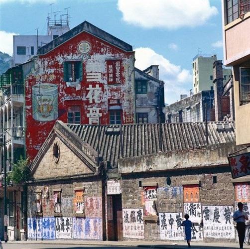 Ảnh đẹp về cuộc sống thường ngày ở Hong Kong những năm 1970 - 6