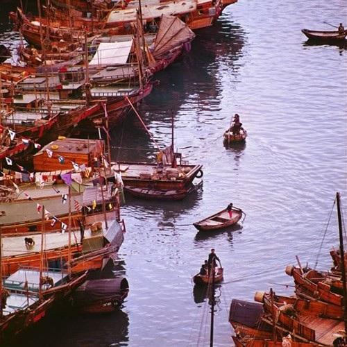 Ảnh đẹp về cuộc sống thường ngày ở Hong Kong những năm 1970 - 7