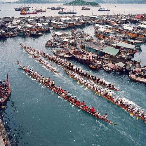 Ảnh đẹp về cuộc sống thường ngày ở Hong Kong những năm 1970 - 10