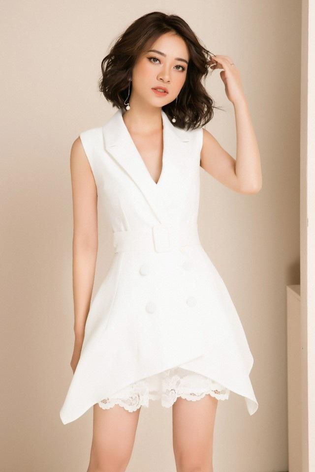 Trương Hoàng Mai Anh (sinh năm 1993) được xem là một trong những hot girl thế hệ mới. Cái tên của cô không còn xa lạ với giới trẻ Hà thành.