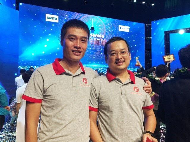 """Đạt giải Nhân tài Đất Việt năm 2017 là một cơ hội giúp Rada có thể """"ngồi"""" trao đổi với những tập đoàn số một Việt Nam để cùng hợp tác, phát triển"""