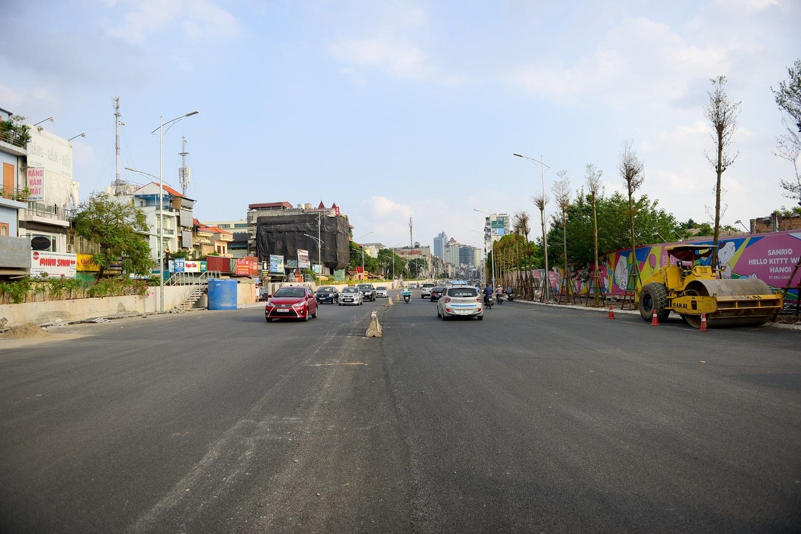 Hà Nội: Toàn cảnh dự án cầu vượt An Dương sau hơn một năm thi công - Ảnh 11.