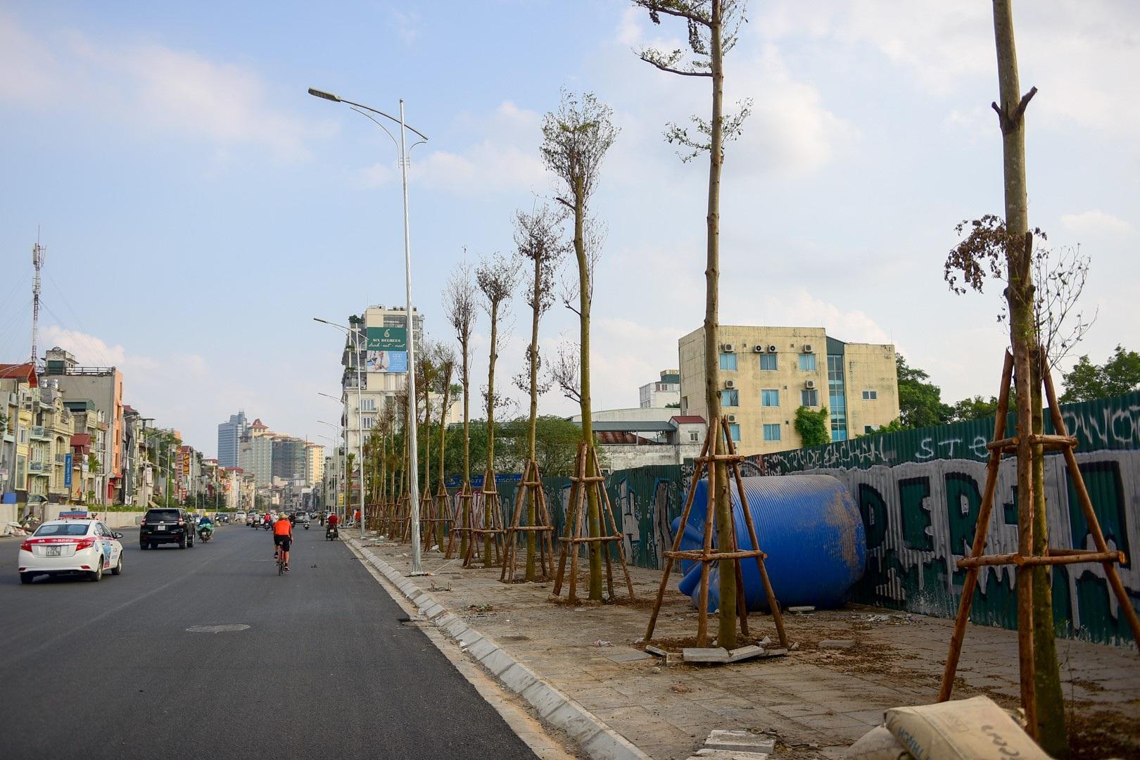 Hà Nội: Toàn cảnh dự án cầu vượt An Dương sau hơn một năm thi công - Ảnh 8.