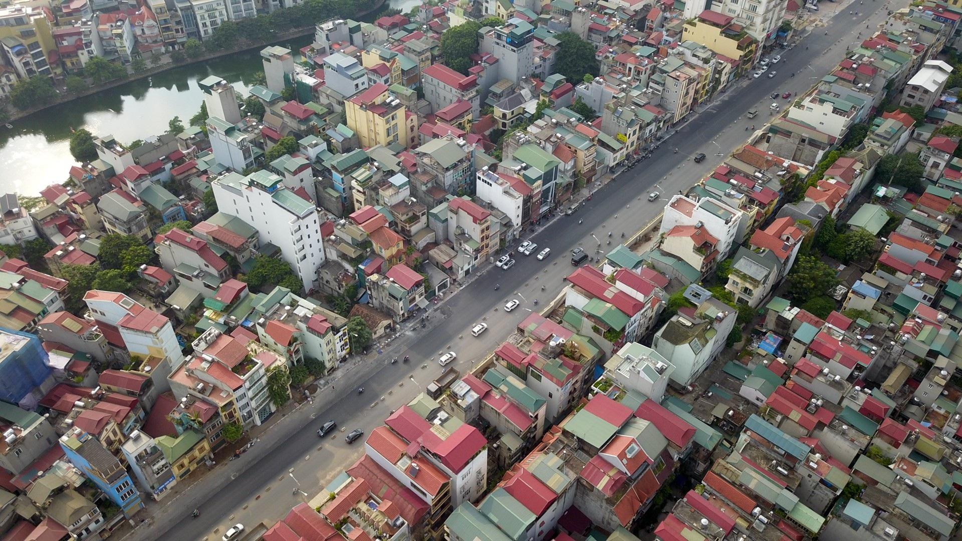 Hà Nội: Toàn cảnh dự án cầu vượt An Dương sau hơn một năm thi công - Ảnh 2.