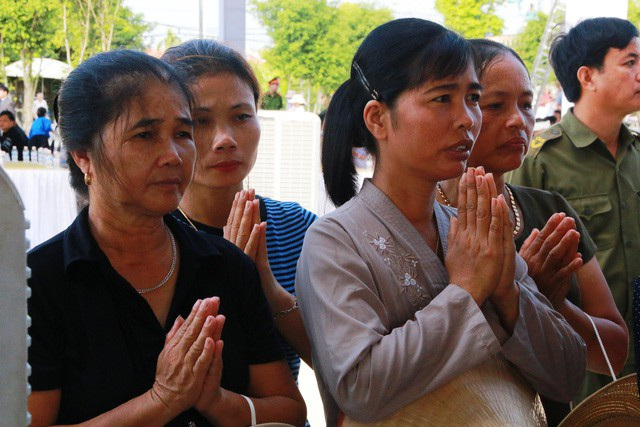 Toàn cảnh Lễ viếng Chủ tịch nước Trần Đại Quang - 33