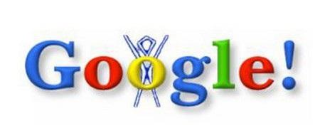 Logo đặc biệt đầu tiên của Google được thay đổi lần đầu tiên vào ngày 27/9/2002