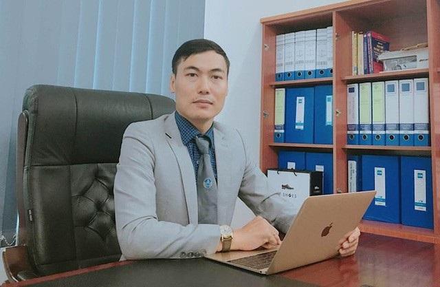 Luật sư Quách Thành Lực (Đoàn luật sư TP Hà Nội) chính thức cùng luật sư Vi Văn Diện giúp người dân khởi kiện miễn phí.