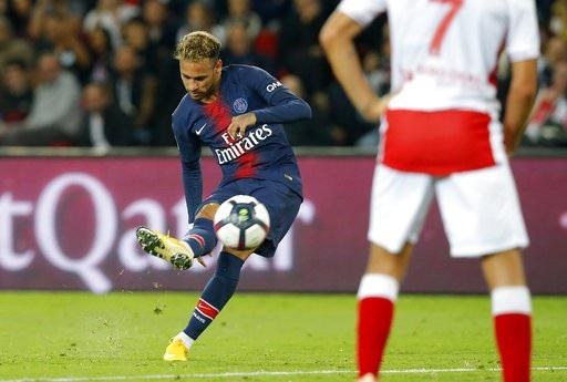 PSG dễ dàng hạ gục Reims với tỷ số 4-1
