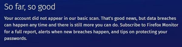 Hướng dẫn kiểm tra tài khoản trực tuyến đã từng bị hacker chiếm đoạt hay chưa - 3