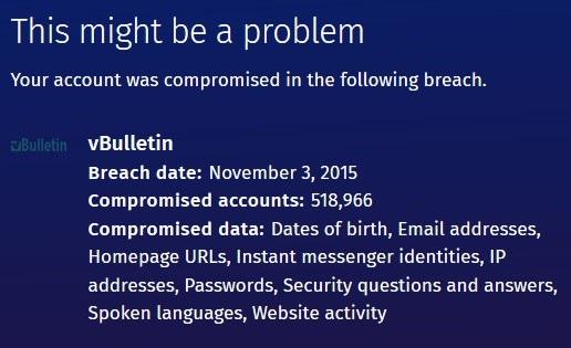 Hướng dẫn kiểm tra tài khoản trực tuyến đã từng bị hacker chiếm đoạt hay chưa - 4