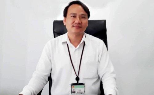Ông Nguyễn Đình Vĩnh - Giám đốc Sở GD&ĐT Đà Nẵng.
