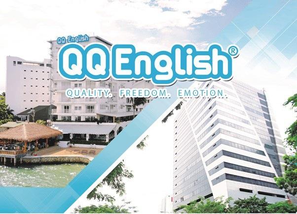 Học viện Anh ngữ QQ English campus IT Park