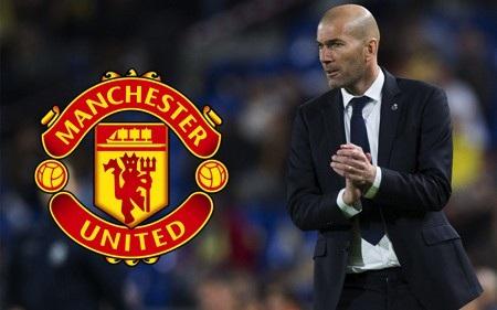 """Zidane được nhiều cổ động viên MU """"chọn mặt gửi vàng"""""""