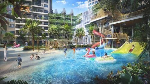 Dự án độc đáo nhất của Keppel Land sắp ra mắt ở Nam Sài Gòn - 1