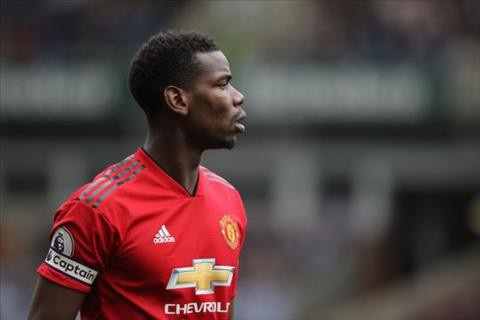 Pogba được ưu ái đeo băng đội trưởng của Man Utd dù anh không xứng đáng