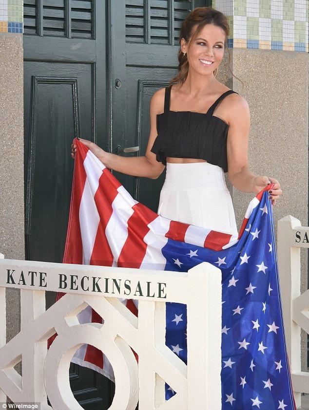 Kate nhận giải ngôi sao tài năng của liên hoan phim Deauville