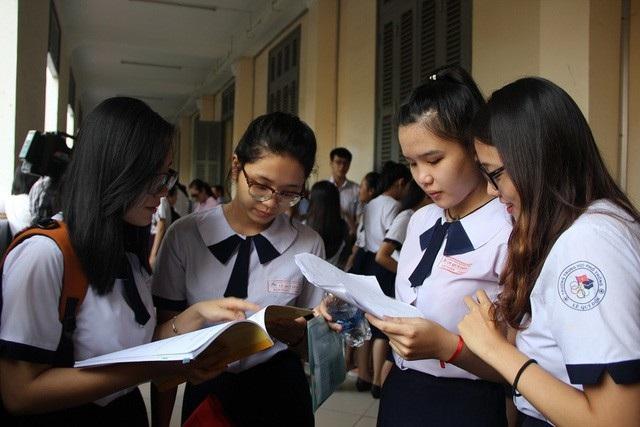 Bộ sẽ sớm có đề thi tham khảo kỳ thi THPT Quốc gia 2019