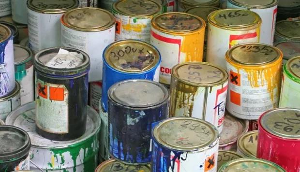 Dùng sơn tường quá độc hại đến nỗi gây chết người, một công ty bất động sản Trung Quốc bị kiện. (Nguồn: SCMP)