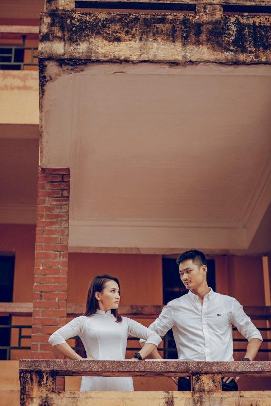 Bảo Thanh và ông xã tiết lộ mối tình tuổi học trò nhân ngày khai giảng - 8