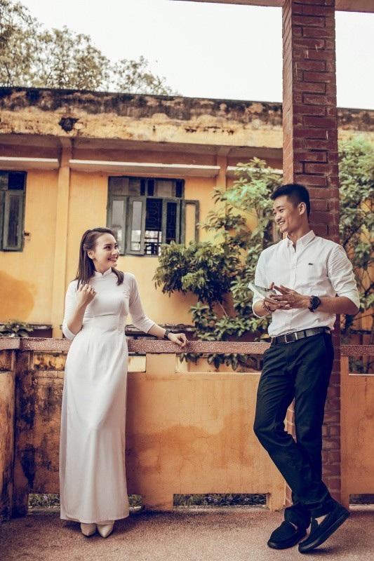 Bảo Thanh và ông xã tiết lộ mối tình tuổi học trò nhân ngày khai giảng - 14
