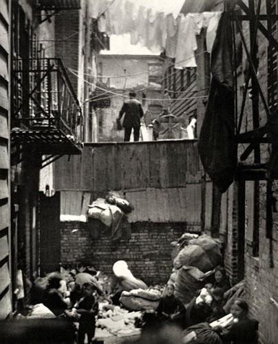 Ảnh hiếm về mặt tối của New York cuối thế kỷ 19 trong các khu ổ chuột - 2