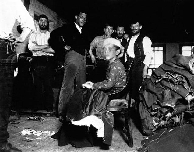 Ảnh hiếm về mặt tối của New York cuối thế kỷ 19 trong các khu ổ chuột - 12