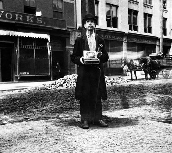 Ảnh hiếm về mặt tối của New York cuối thế kỷ 19 trong các khu ổ chuột - 13