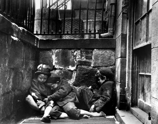 Ảnh hiếm về mặt tối của New York cuối thế kỷ 19 trong các khu ổ chuột - 16