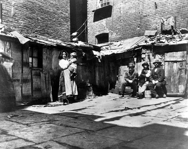 Ảnh hiếm về mặt tối của New York cuối thế kỷ 19 trong các khu ổ chuột - 19