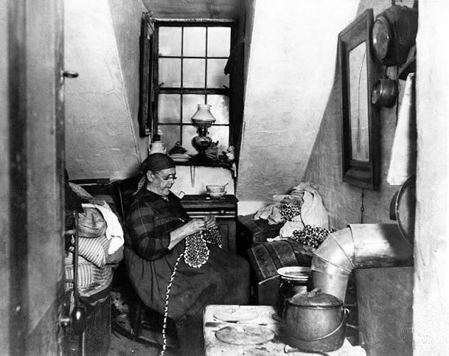 Ảnh hiếm về mặt tối của New York cuối thế kỷ 19 trong các khu ổ chuột - 3