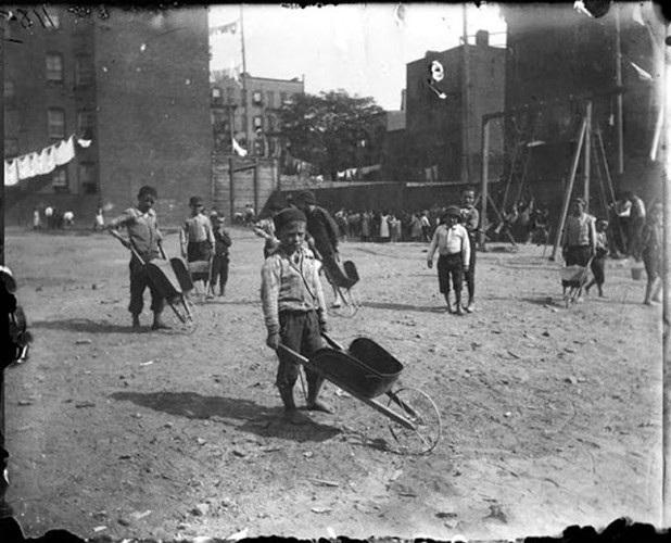 Ảnh hiếm về mặt tối của New York cuối thế kỷ 19 trong các khu ổ chuột - 8