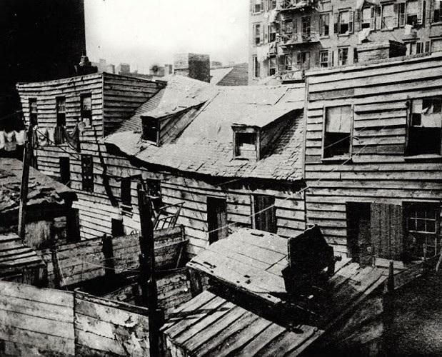 Ảnh hiếm về mặt tối của New York cuối thế kỷ 19 trong các khu ổ chuột - 9