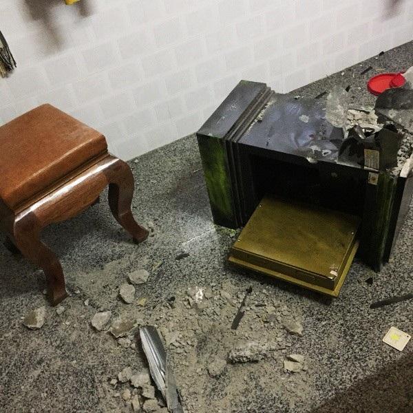 Đối tượng đột nhập nhà nữ giám đốc một doanh nghiệp phá két sắt trộm 9 cây vàng.